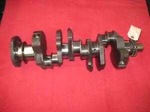 229 V6 CHEVROLET CRANKSHAFT 1980-1984 CASTING# 726N STD/STD