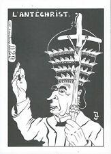 CPM - Postcard Jacques Lardie Designer