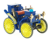 Peugeot Leclair Michelin 1898,Scale 1:43 by Altaya
