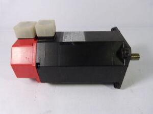 Fanuc A06B-0128-B575 #7008 AC Servo Motor 1.4kW 3000RPM 114V 6Nm 7.5A ! NOP !