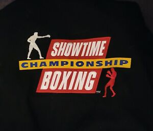Boxing -Varsity SHOWTIME CHAMPIONSHIP BOXING Jacket Size 2XL