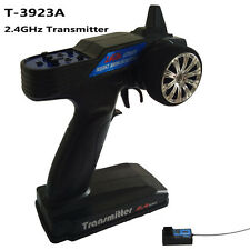 2.4GHz 2-Channel RC Radio Transmitter Receiver For Radio RC Car Boat #T3923A