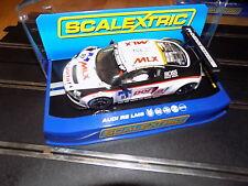 Scalextric C3233 AUDI R8 LMS équipe Phoenix NSCC New BOXED