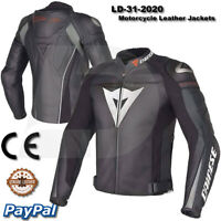 motogp Motorbike Motorcycle Racing Leather jacket LD-31-2020 ( US 38-48 )