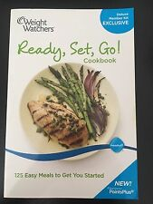 Weight Watchers * Ready, Set, Go! * Cookbook * 125 Easy Meals * Member Exclusive