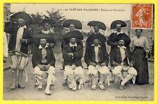 cpa 44 - GUÉRANDE Au Pays du SEL Groupe de PALUDIERS Sauniers en Costume
