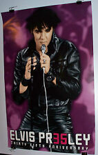 Elvis Presley 35th Anniversary Poster 24 X 36 Out of Print