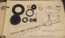 FORD Escort Mk2 Brake Master Cylinder Kit 1975-77