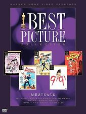 Best Picture Oscar Collection - Musical (DVD, 2005, 5-Disc Set)