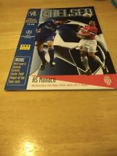 Chelsea v A S Monaco 5/5/04 Champions League Semi Final