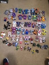 TRANSFORMERS LOT OF 57 CHARACTERS. FREE SHIPPING. MAKE OFFER. READ DESCRIPTION!