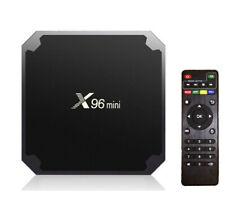 Smart TV Box X96 Mini Android 7.1 S905W 4GB RAM 32GB 4K IPTV 5 Quad-core Player