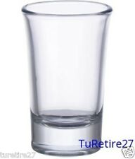 New Stylish 1.5 Ounce Clear Dessert Shot Glass Party Entertain  -->Click Here<--
