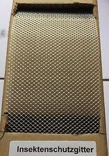 ALU Insektenschutzgitter Lüftungsgitter Vogelschutzgitter 50mm von der Rolle