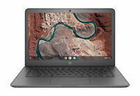 HP Chromebook 14-db0020nr 14 in (32 GB eMMC, AMD A4 Dual-Core, 2.50 GHz, 4...