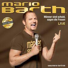 Mario Barth - Männer sind schuld, sagen die Frauen - Live OVP