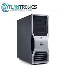 Dell Precision T3500 Xeon 3.06GHz X5660 12GB 128GB SSD +1TB  WIFI WIN10