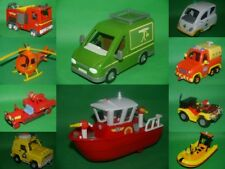 Fireman Sam_Venus_Jupiter_Quad_Van_Neptune_Titan_Bessie_4x4_Ambulance_Helicopter