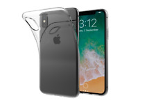 iPhone X Phone Case - The Keep Talking Shop iPhone X Case Cover TPU Gel Silicone
