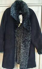 Ladies Luxury Reversible Coat By Dennis Basso