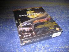 Babylon 5 PC Rarität in BIG BOX !! KULT Erstausgabe neu und verschweisst