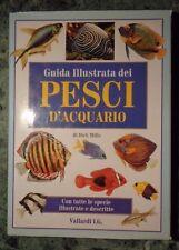 GUIDA ILLUSTRATA DEI PESCI D'ACQUARIO VALLARDI 1994 (ACQUA DOLCE SALATA) AA/1158