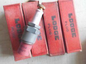 VINTAGE LODGE SPARK PLUGS B14 N.O.S,