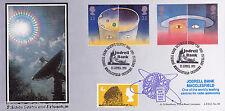 1991 Europe In Space - Bradbury LFDC - Jodrell Bank H/S - Brad = £25 !!