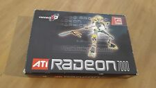 Nice Used Clean Working Graphics Card RADEON 7000 32MB DDR TV/DVI W/ Case - USA