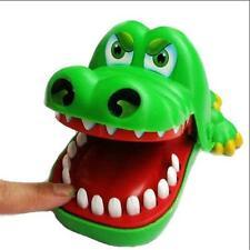 Pop Creative Children Kid Crocodile Mouth Dentist Bite Finger Game Toy Hot TA