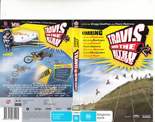 Travis And The Nitro Circus-Travis Pastrana-Dirt Bikes-Motor Bike Dirt-DVD