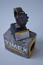 Timex Expedición Cronógrafo, Indiglo Reloj de luz nocturna.