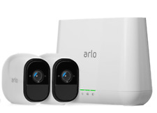 Arlo Pro Security Camera System 2 Wire-Free Rechargeable Cameras (VMS4230) NEW™