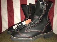 Lacrosse Firetech Cayenne Wild Land Firefighting Boots Size 8 Nwt