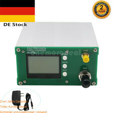 FA-2 1Hz-6GHz Frequency Counter Kit Frequency Meter Statistical 11 bits/sec #DE
