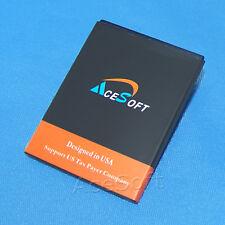 High Power AceSoft Virgin Mobile ZTE Awe 2520mAh Extended slim Battery US Seller