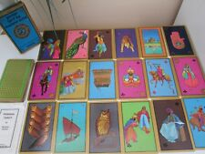 """Rare: Grimaud's, """"The Persian Tarot""""  Oracle cards set by Madame Indira."""