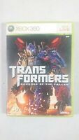 Transformers Revenge of the Fallen - Microsoft Xbox 360 - 2009  ** FREE UK P&P**