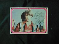 """RARE! """"The Monkees"""" Peter Tork Hand Signed Trading Card Todd Mueller COA"""