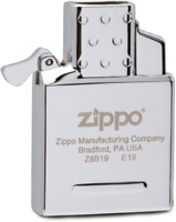 Zippo Butane Lighter Insert Double Torch - EMPTY 2.006.816 Gaseinsatz