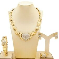 #25 Hugs &KISSES Xo Sets Necklace Bracelet Earrings Ring Size 9