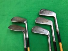 Partial Set of Wright and Ditson irons 2, 4, 5, 7, and 9 irons Golf Clubs Rh