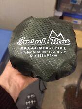 Insul-Mat Max-Compact Full Inflatable Camping Mattress