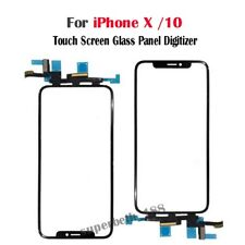 NEW FRONT TOUCH SCREEN GLASS PANL DIGITIZER REPLACEMENT FOR IPHONE X / 10