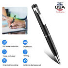 Mini Digital Voice Activated Spy Recorder Pen Rechargeable Audio MP3 Player