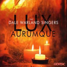 Dale Warland Singers - Lux Aurumque [New CD] Digipack Packaging