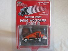 2004 Racing Champions Knoxville Sprints #20 Doug Wolfgang Van's Mobile Homes