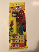 1985 Wolverine Black Stem PEZ Toy Original Package