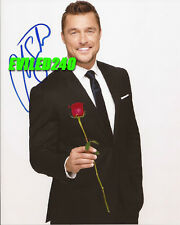 CHRIS SOULES SIGNED 8x10 Photo Dancing With The Stars The Bachelor DWTS Hunk