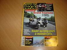 Moto revue N° 3329 Ducati 750 Mostro.Yamaha 850 TDM
